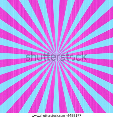 bright burst of candy colors - stock photo
