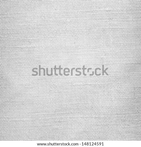 bright canvas texture background and woven pattern - stock photo