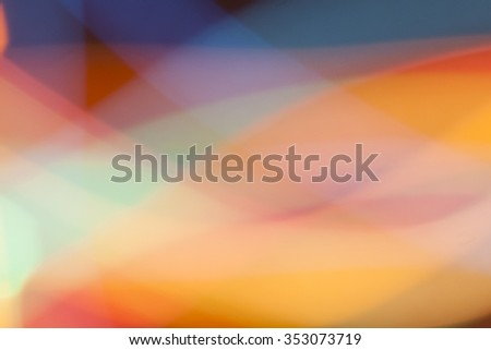 Bright colorful background beautiful bokeh - stock photo