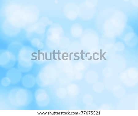 Bright colorful spring background illustration. - stock photo