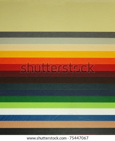 bright colorful stripes