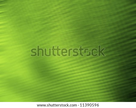 Bright dynamical composition, green color