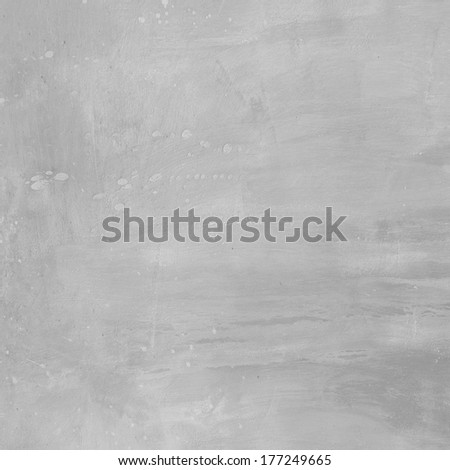 bright gray background dirty wall texture - stock photo