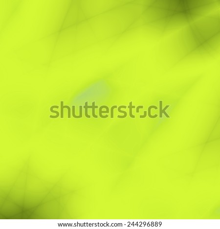 Bright green eco abstract illustration background - stock photo