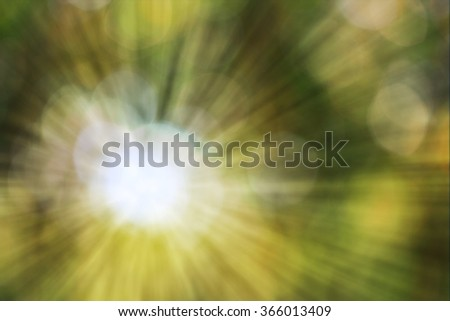 Bright light from heaven in hope concept - stock photo