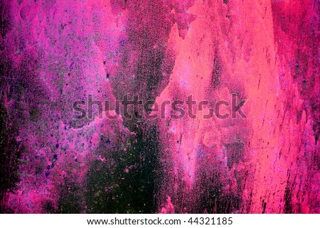 bright pink abstract background - stock photo