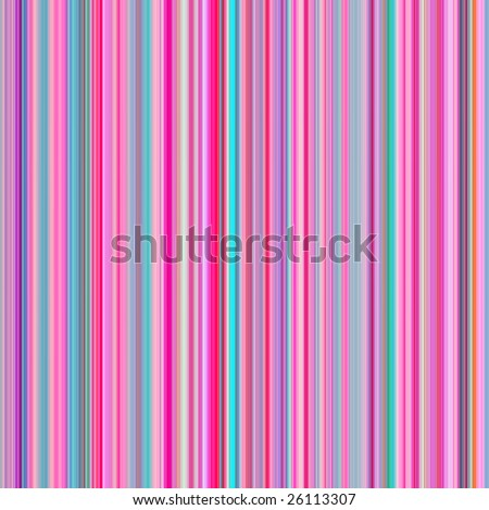 Bright pink color stripes abstract background. - stock photo