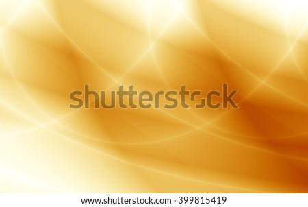 Bright power orange wallpaper web background - stock photo