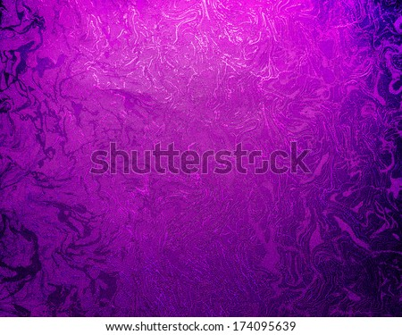 bright purple background with vignette. - stock photo