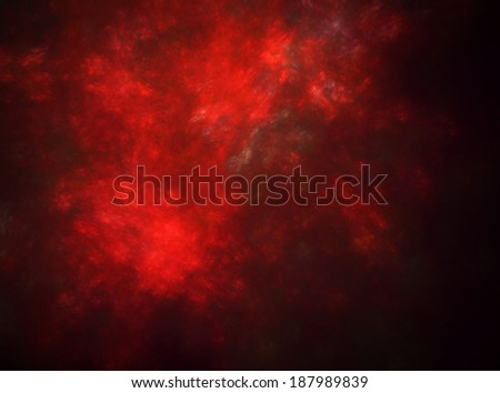 Bright red lava texture background - stock photo