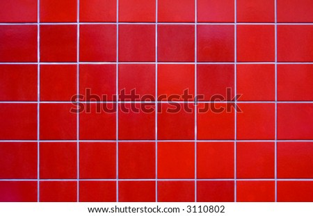 Blue tiled wall bathroom stock photo 5540413 shutterstock Bright blue tile