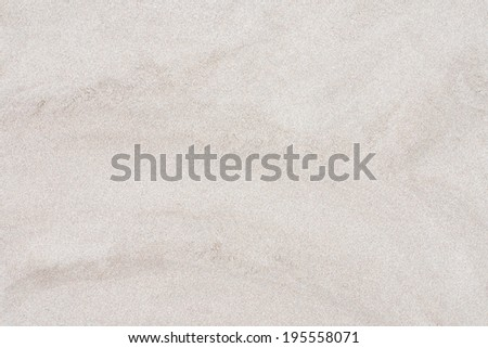 bright sand surface - stock photo