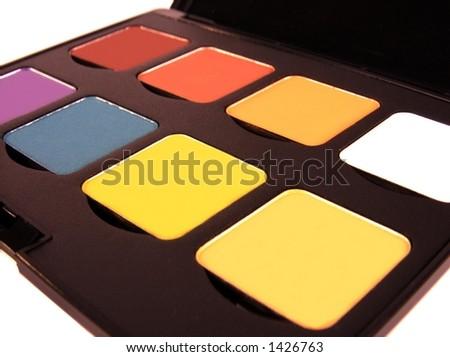 bright shades - stock photo