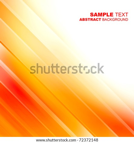 Bright stripes background with place for text - stock photo
