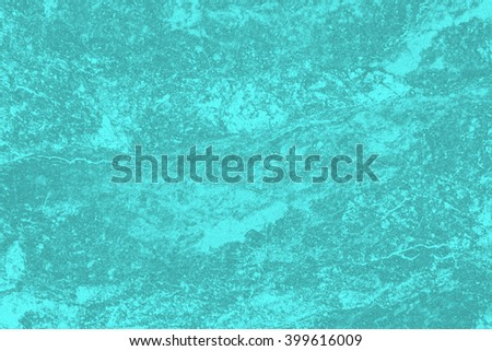 Bright turquoise background with an abstract pattern of intersecting lines randomly.