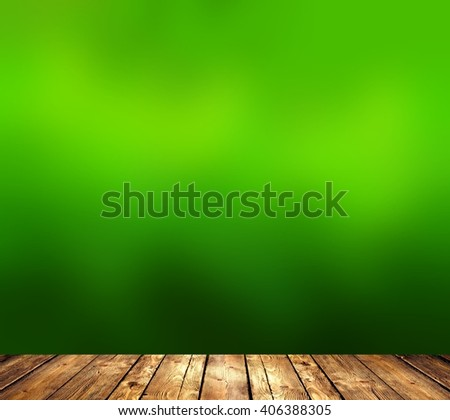 summer wooden table empty table dark rustic wooden boards stock illustration 392086162