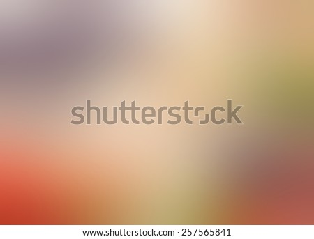 Brightly colored abstract blur background - stock photo