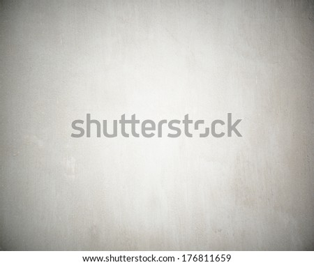 brightly lit cement background - stock photo