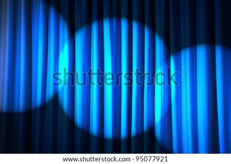 Curtains Ideas blue stage curtains : Blue Stage Curtain Stock Photos, Royalty-Free Images & Vectors ...