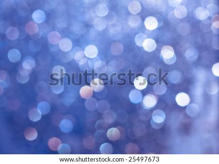 Brilliant background blue - stock photo
