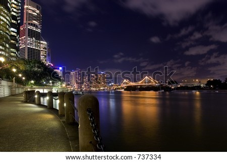 Brisbane city centre