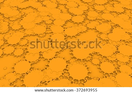 Brochure, report or flyer design background. Medical industry, biotechnology and biochemistry. Scientific medical designs.  Virus diseases relative theme.  - stock photo
