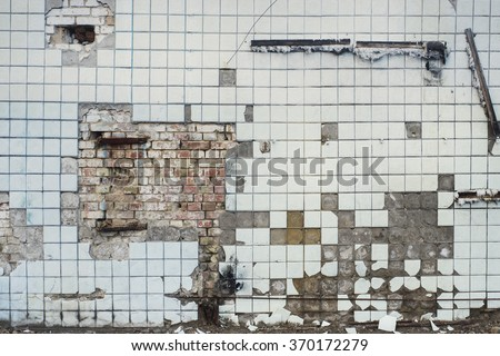 Bathroom Tile Wall Texture old bathroom tiles stock images, royalty-free images & vectors