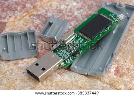 How to recover data from flash drive
