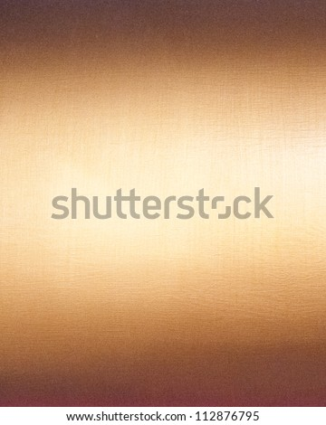 bronze abstract background - stock photo