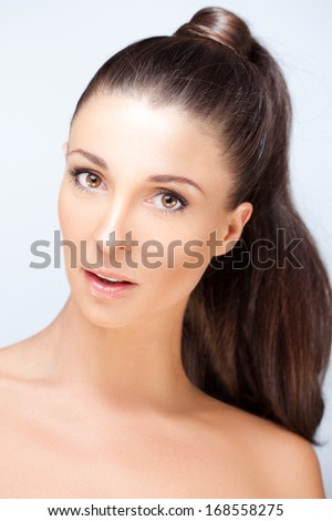 Bronze beauty - stock photo