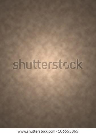 Bronze studio background - stock photo