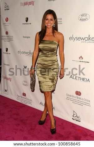 Brooke Burke at the 6th Annual Pink Party, W Hotel, Hollywood, CA. 09-25-10