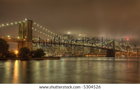 Brooklyn bridge, New york,United states of America