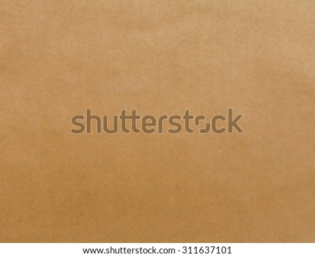 Brow paper texture background - stock photo