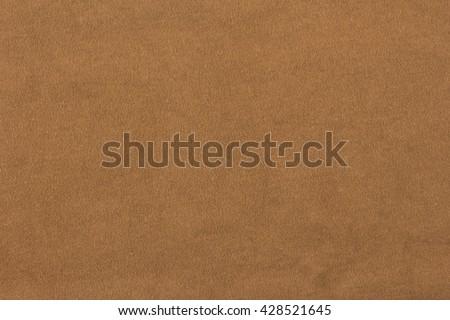 Brow suede texture./Brow suede texture - stock photo