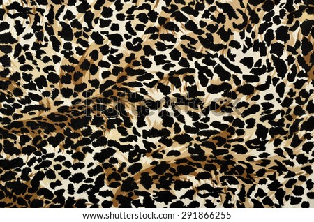 Animal Print, Spotted Leopard - Blue Black &quot- by sitnica | Redbubble
