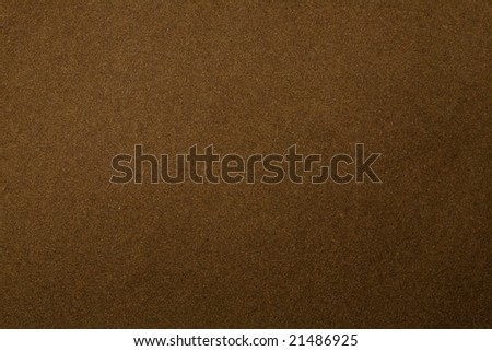 brown background with heavy texture.