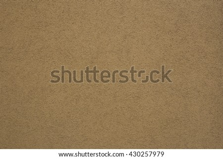 Brown beige plaster wall texture