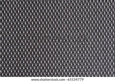 Brown-black intertwine texture - stock photo