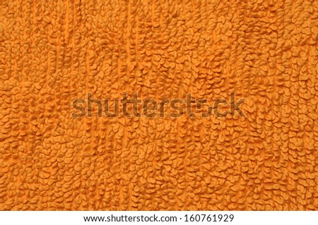 Brown carpet background  - stock photo