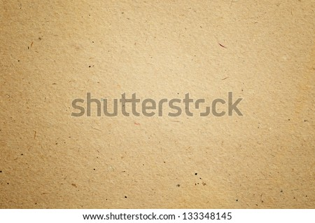 Brown carton texture for background - stock photo
