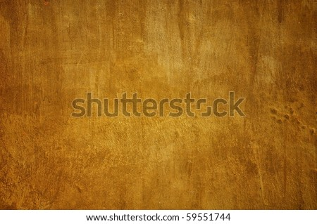 Brown color painting wall - stock photo