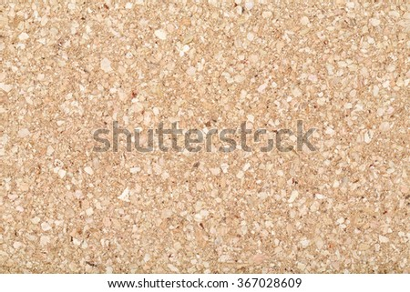 Brown cork bulletin board texture background, for text copyspace ad for education or business advertisement concept. - stock photo
