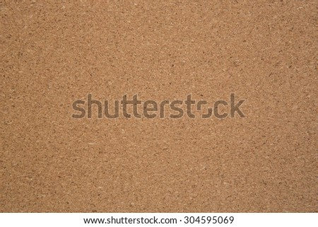 Brown cork texture, background - stock photo
