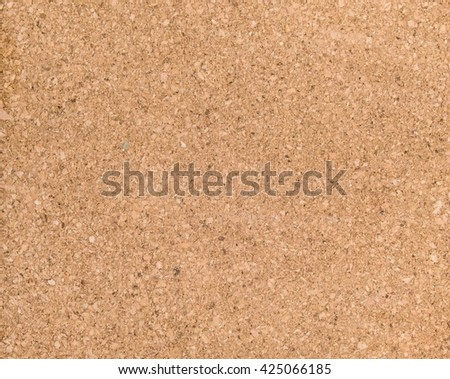 Brown cork texture closeup- Texture Background - stock photo