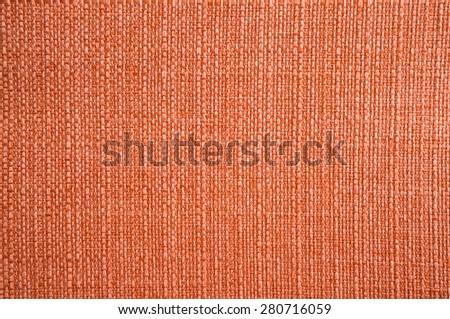 Brown fabirc texture   - stock photo