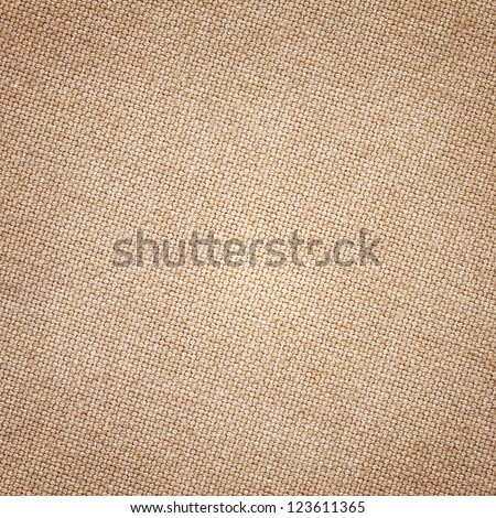 Brown fabric texture - stock photo