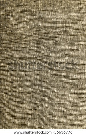 Brown  fabric texture, empty to insert text or design - stock photo