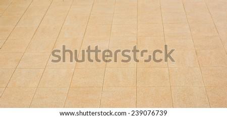 brown floor background - stock photo