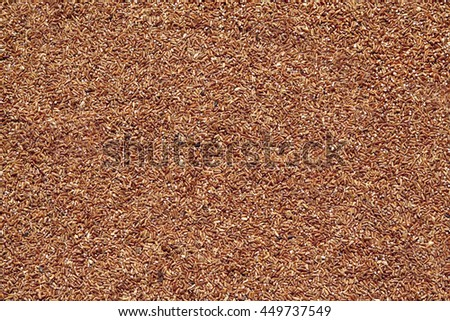 Brown grains. Usable as a background